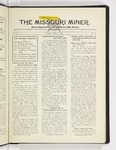 The Missouri Miner, October 08, 1928