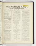 The Missouri Miner, November 05, 1928