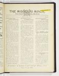 The Missouri Miner, November 26, 1928