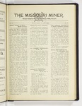 The Missouri Miner, January 14, 1929
