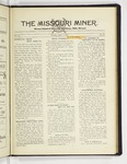 The Missouri Miner, April 01, 1929