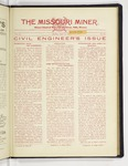 The Missouri Miner, April 15, 1929