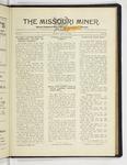 The Missouri Miner, April 29, 1929