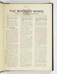 The Missouri Miner, September 23, 1929