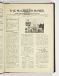 The Missouri Miner, October 15, 1929