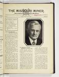 The Missouri Miner, October 29, 1929