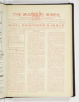 The Missouri Miner, November 26, 1929
