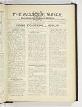 The Missouri Miner, December 10, 1929