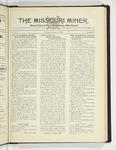 The Missouri Miner, January 24, 1930
