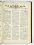 The Missouri Miner, February 18, 1930