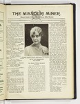 The Missouri Miner, March 20, 1930