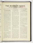 The Missouri Miner, April 29, 1930