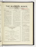 The Missouri Miner, May 13, 1930