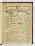 The Missouri Miner, September 15, 1931