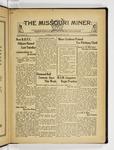 The Missouri Miner, September 22, 1931
