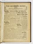 The Missouri Miner, October 20, 1931