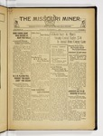 The Missouri Miner, November 03, 1931