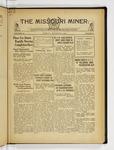 The Missouri Miner, November 24, 1931