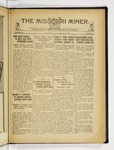 The Missouri Miner, January 26, 1932