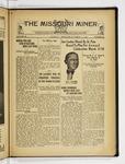 The Missouri Miner, February 16, 1932