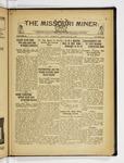 The Missouri Miner, February 23, 1932