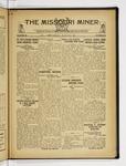 The Missouri Miner, March 29, 1932