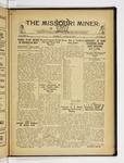 The Missouri Miner, April 19, 1932