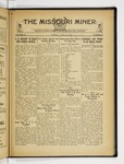The Missouri Miner, April 26, 1932