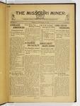 The Missouri Miner, September 20, 1932