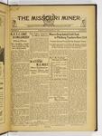 The Missouri Miner, September 27, 1932