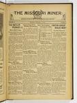 The Missouri Miner, October 11, 1932