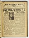 The Missouri Miner, October 18, 1932