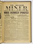 The Missouri Miner, November 01, 1932