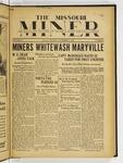 The Missouri Miner, November 08, 1932