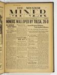 The Missouri Miner, November 15, 1932
