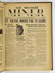 The Missouri Miner, November 22, 1932