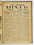 The Missouri Miner, December 13, 1932