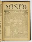 The Missouri Miner, January 10, 1933