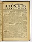The Missouri Miner, February 14, 1933