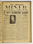 The Missouri Miner, February 28, 1933