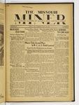 The Missouri Miner, May 16, 1933