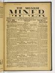 The Missouri Miner, May 23, 1933