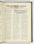 The Missouri Miner, October 14, 1930