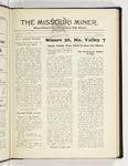The Missouri Miner, October 21, 1930