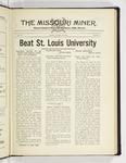 The Missouri Miner, October 28, 1930