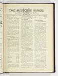 The Missouri Miner, January 20, 1931