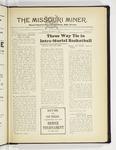 The Missouri Miner, February 02, 1931