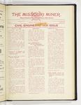 The Missouri Miner, February 10, 1931