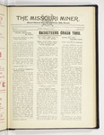 The Missouri Miner, February 17, 1931