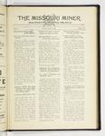 The Missouri Miner, April 21, 1931